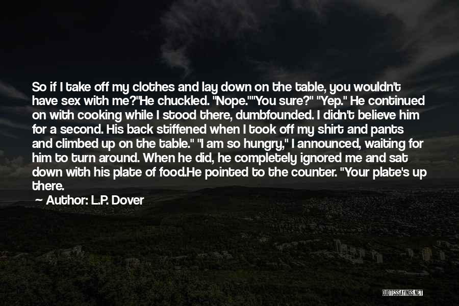 L.P. Dover Quotes 1955125