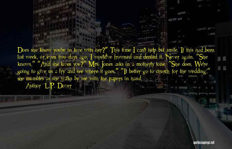 L.P. Dover Quotes 851534