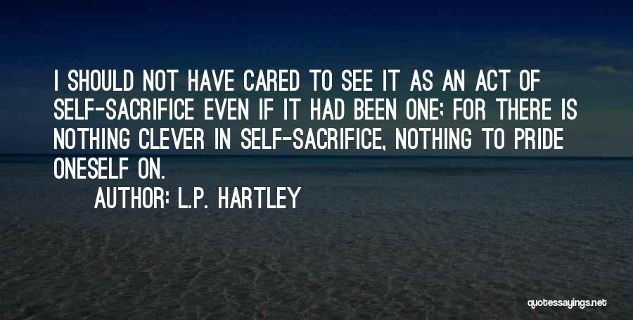 L.P. Hartley Quotes 1510851