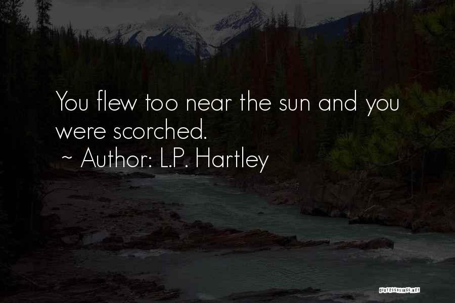 L.P. Hartley Quotes 1591473