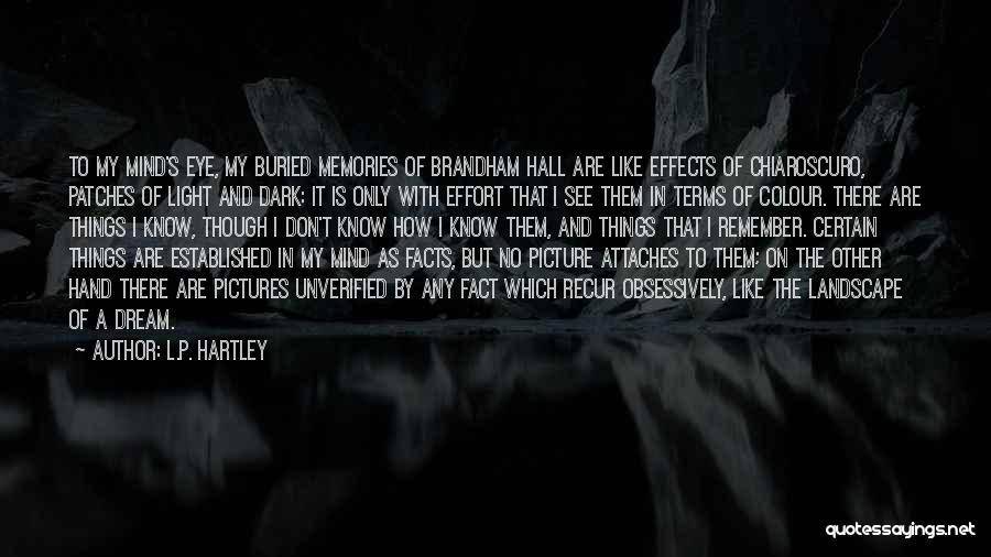 L.P. Hartley Quotes 579629