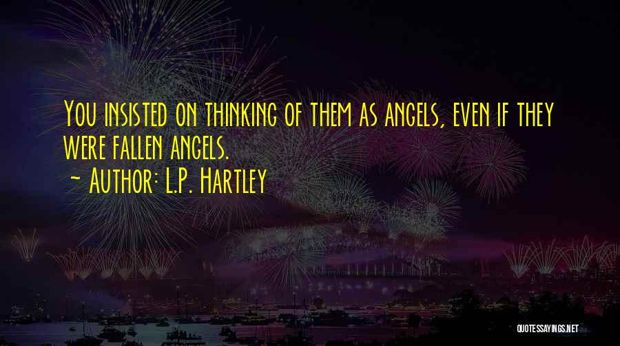 L.P. Hartley Quotes 843210
