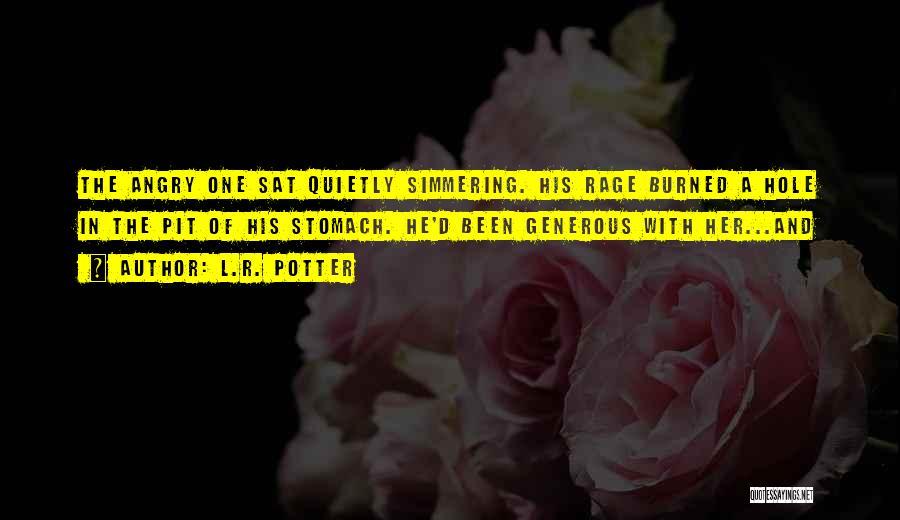 L.R. Potter Quotes 827655