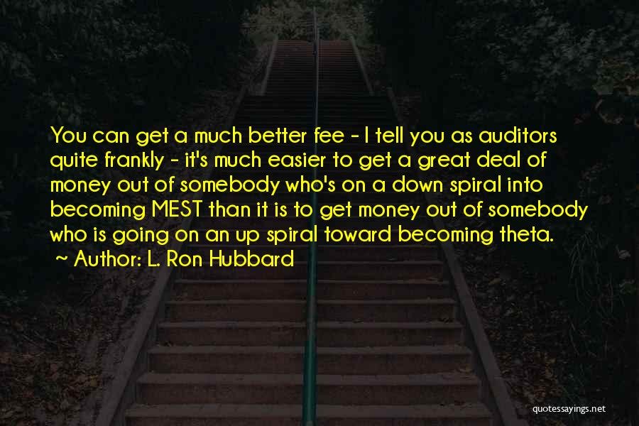 L. Ron Hubbard Quotes 1974483