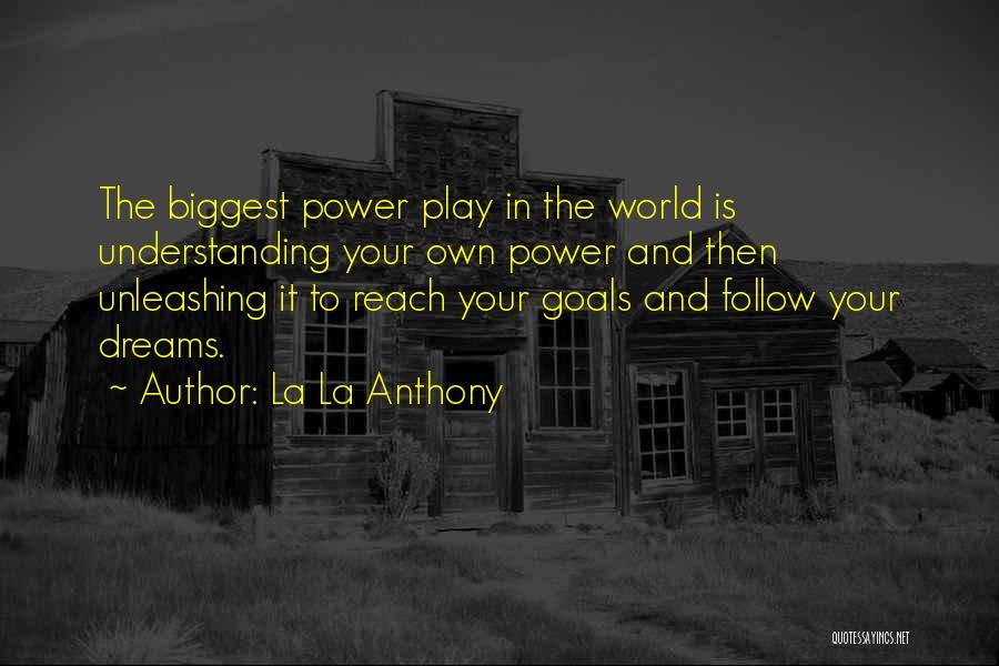 La La Anthony Quotes 1041338
