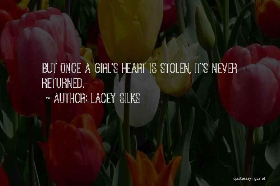 Lacey Silks Quotes 1190650