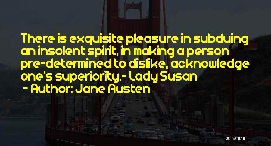 Lady Susan Quotes By Jane Austen
