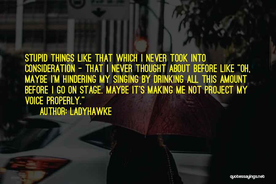 Ladyhawke Quotes 2028440