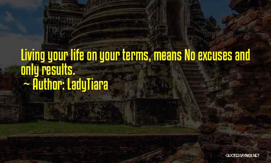 LadyTiara Quotes 2224625