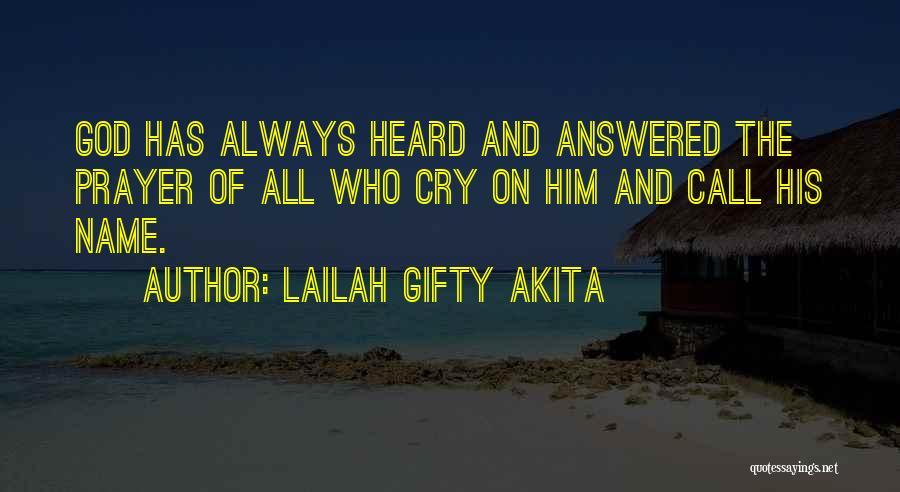Lailah Gifty Akita Quotes 915343