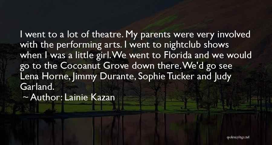 Lainie Kazan Quotes 145850