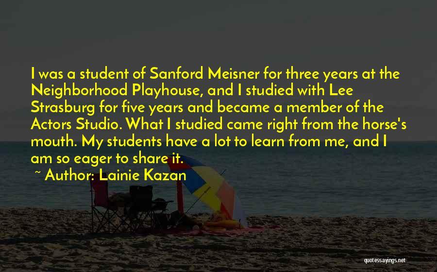 Lainie Kazan Quotes 2171135