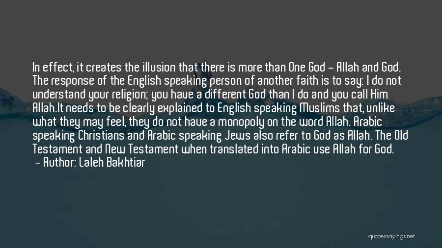 Laleh Bakhtiar Quotes 1297121