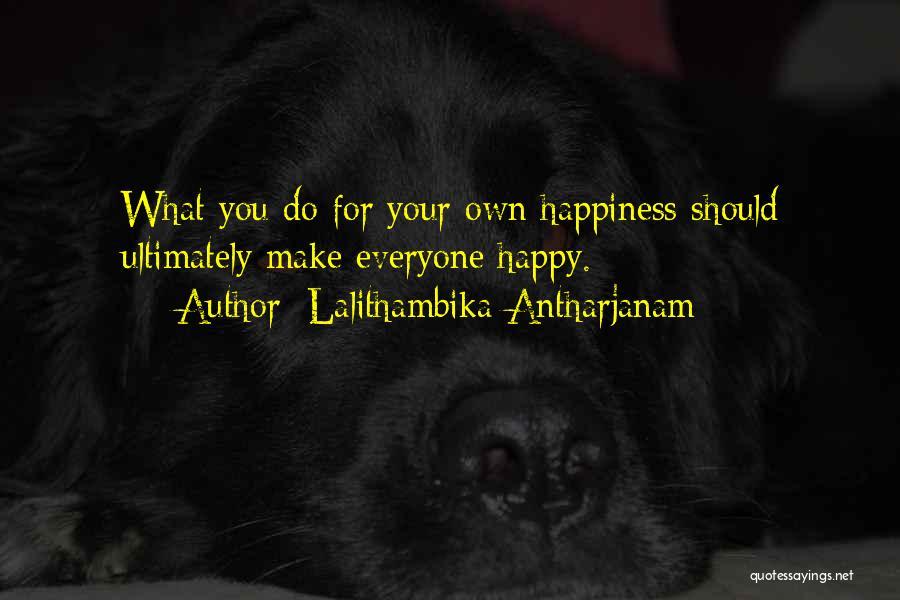Lalithambika Antharjanam Quotes 1589613