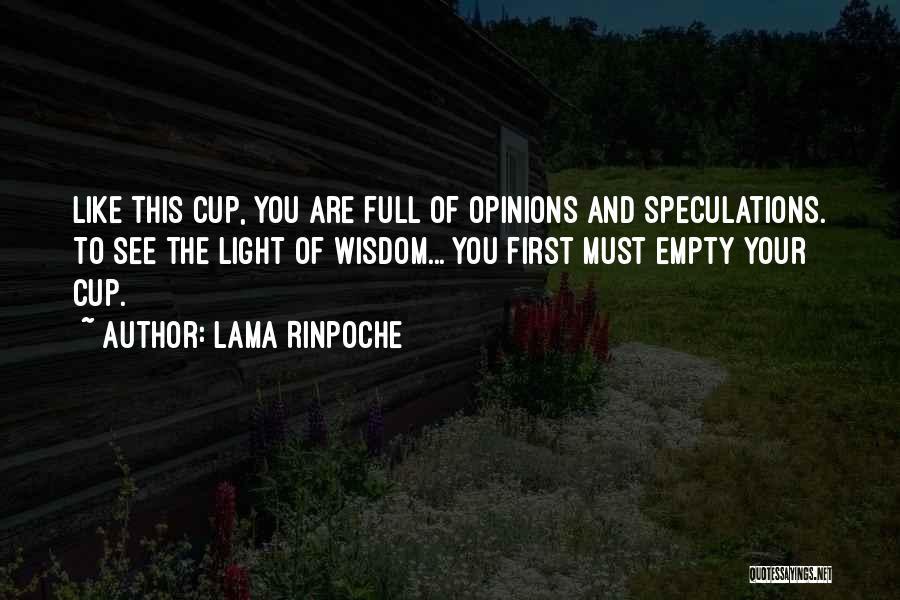 Lama Rinpoche Quotes 411446