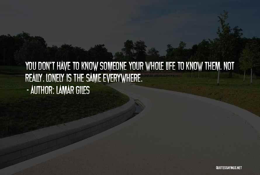 Lamar Giles Quotes 1514883