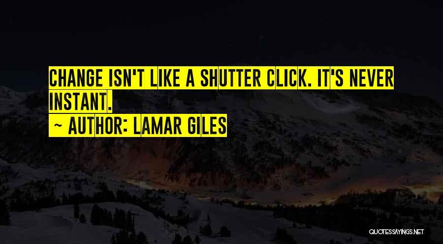 Lamar Giles Quotes 1893052