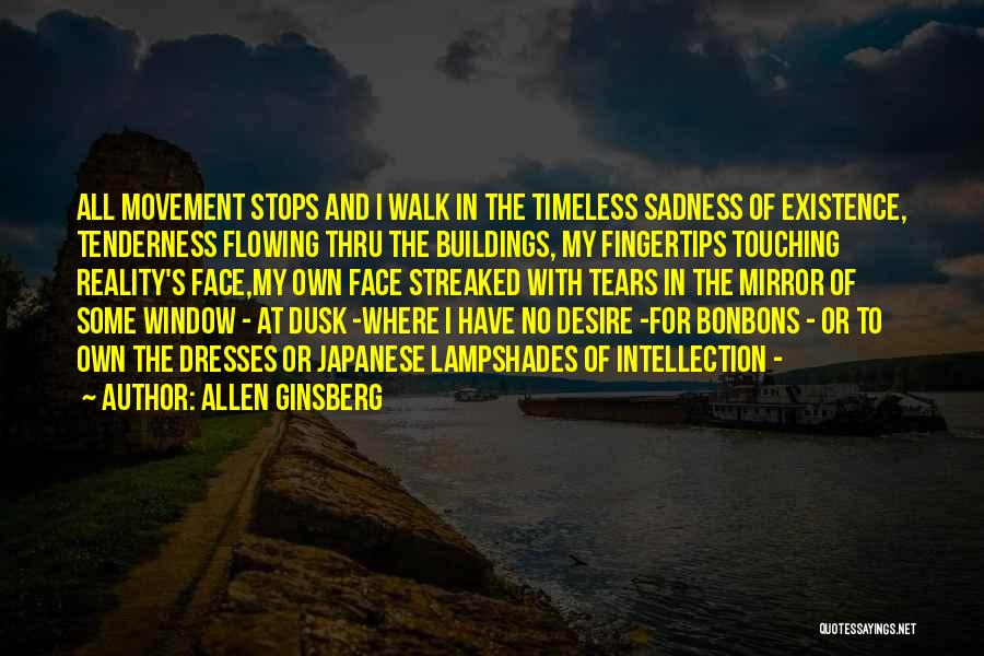 Lampshades Quotes By Allen Ginsberg