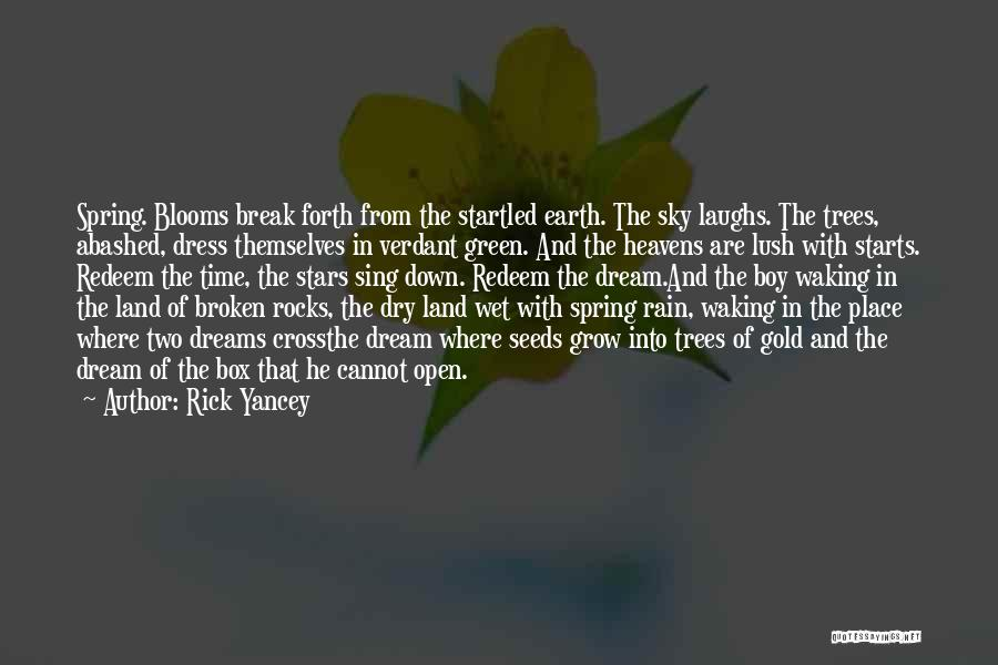 Land Of Laughs Quotes By Rick Yancey