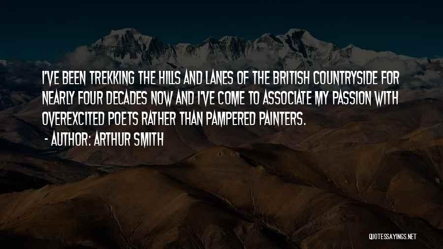 Lanes Quotes By Arthur Smith