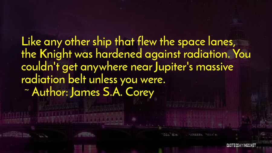 Lanes Quotes By James S.A. Corey