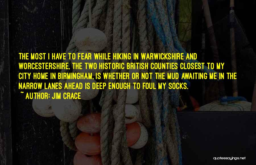 Lanes Quotes By Jim Crace