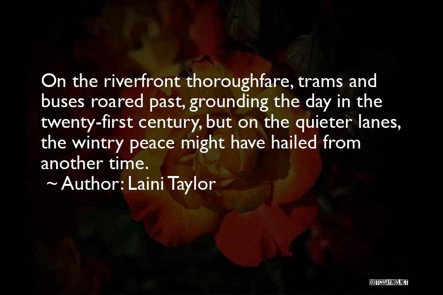 Lanes Quotes By Laini Taylor