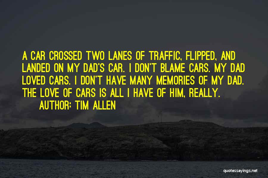 Lanes Quotes By Tim Allen