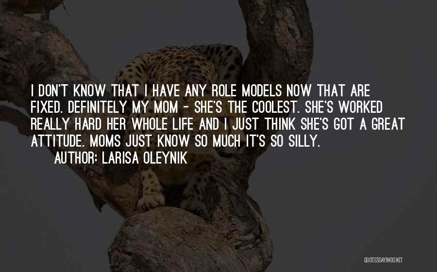 Larisa Oleynik Quotes 1505184