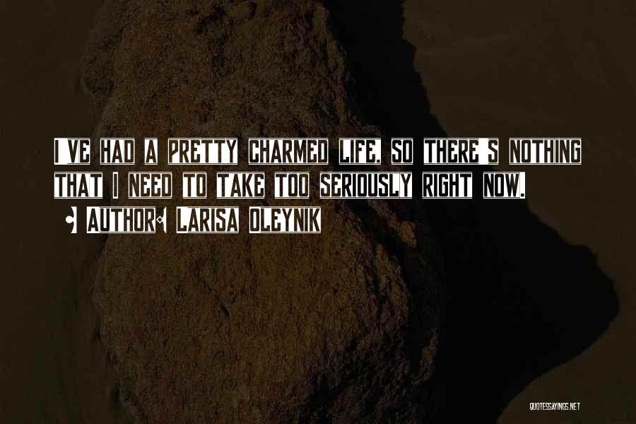 Larisa Oleynik Quotes 682874