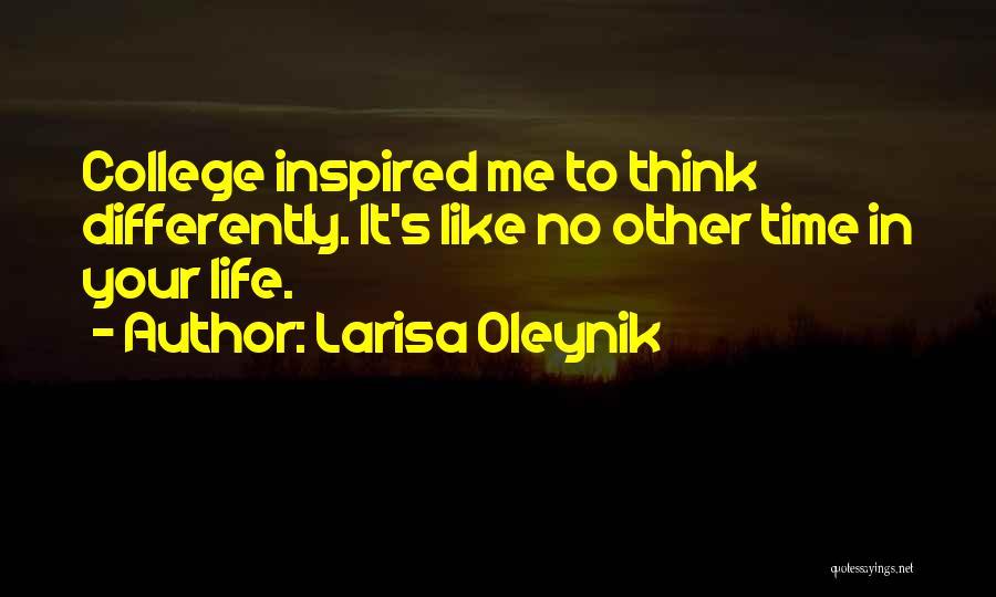 Larisa Oleynik Quotes 990233