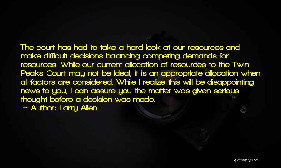 Larry Allen Quotes 1020283