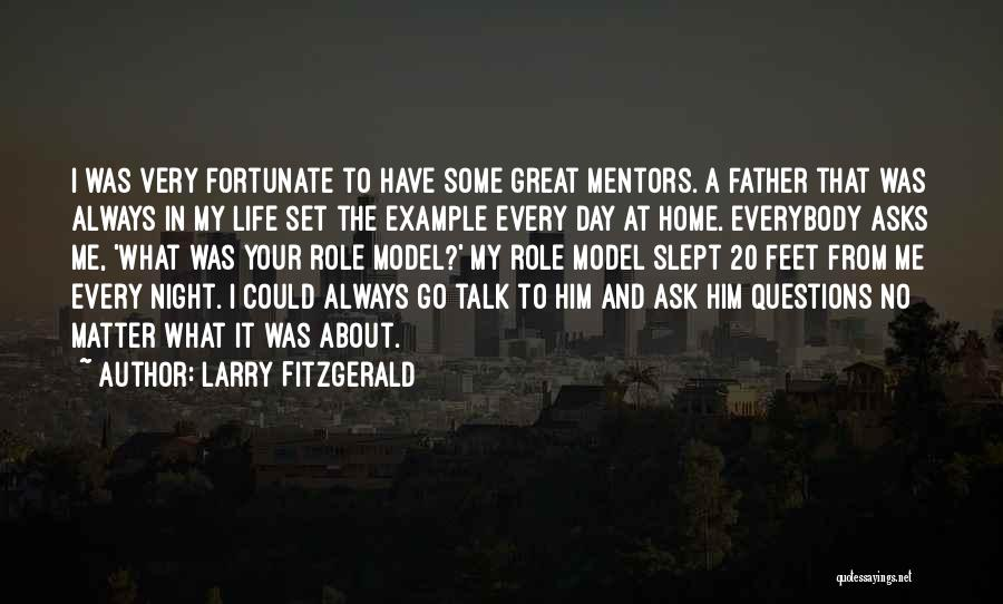 Larry Fitzgerald Quotes 1205021