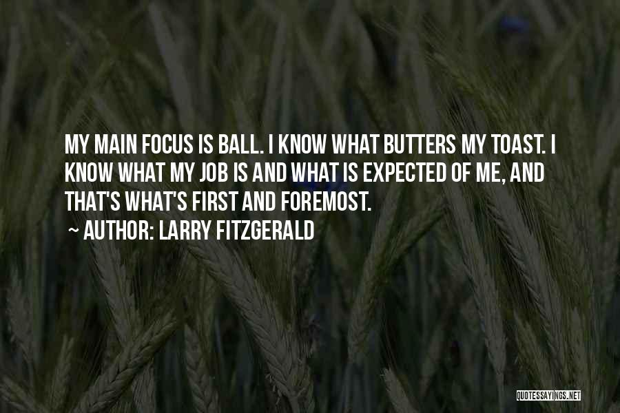 Larry Fitzgerald Quotes 126825