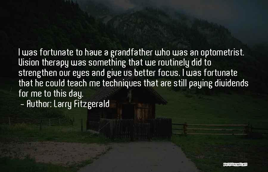 Larry Fitzgerald Quotes 1538061