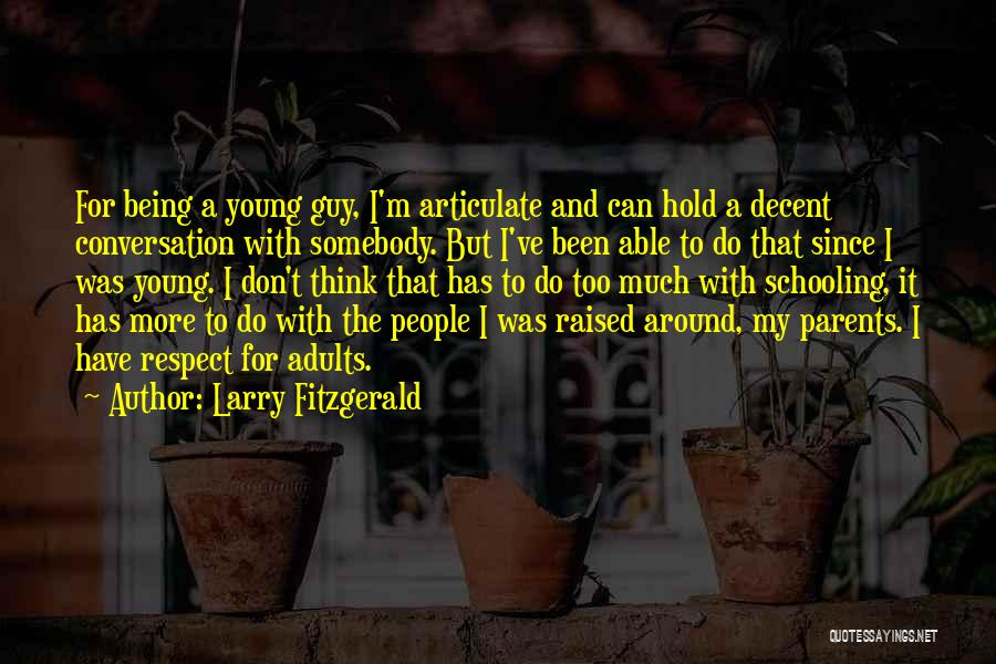 Larry Fitzgerald Quotes 1942388