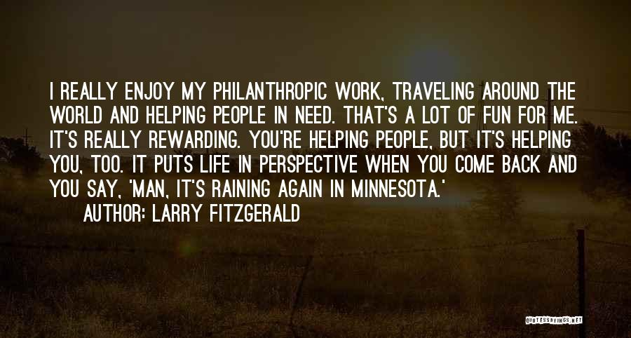 Larry Fitzgerald Quotes 2052017
