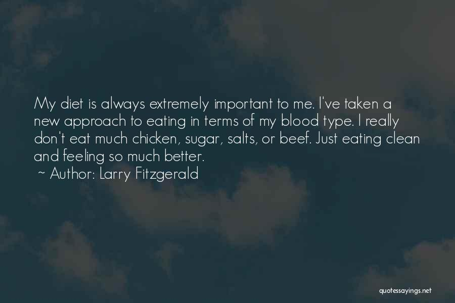 Larry Fitzgerald Quotes 398565