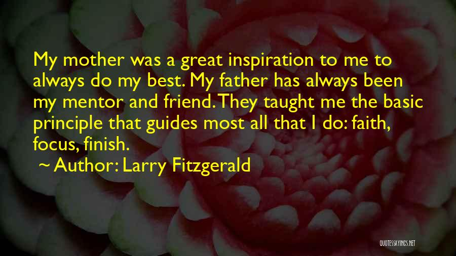 Larry Fitzgerald Quotes 93866