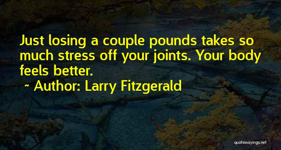 Larry Fitzgerald Quotes 998744