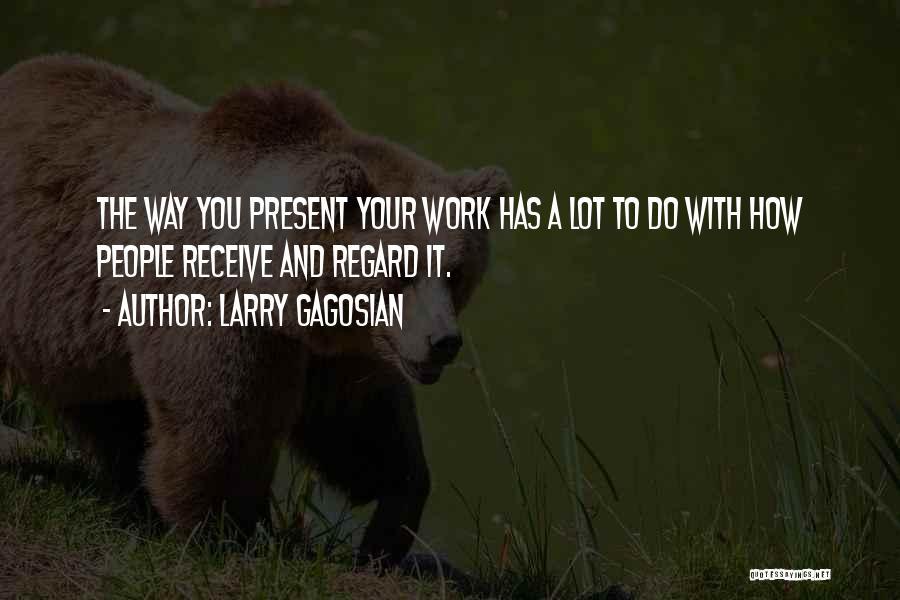 Larry Gagosian Quotes 1984810
