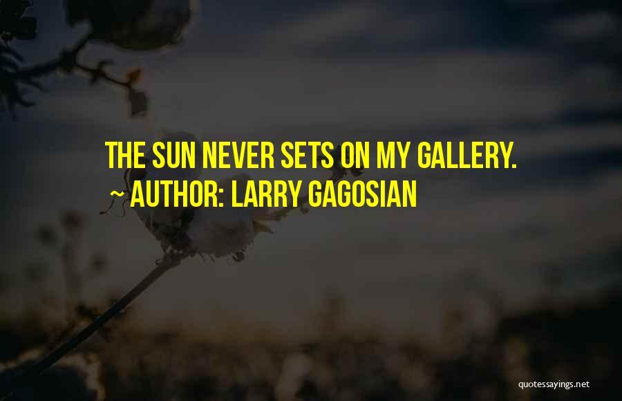 Larry Gagosian Quotes 2022807