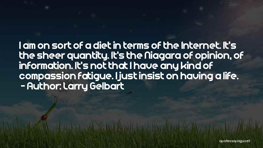 Larry Gelbart Quotes 1352551