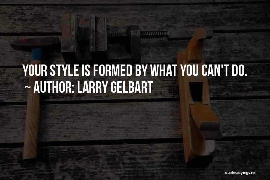 Larry Gelbart Quotes 1375875