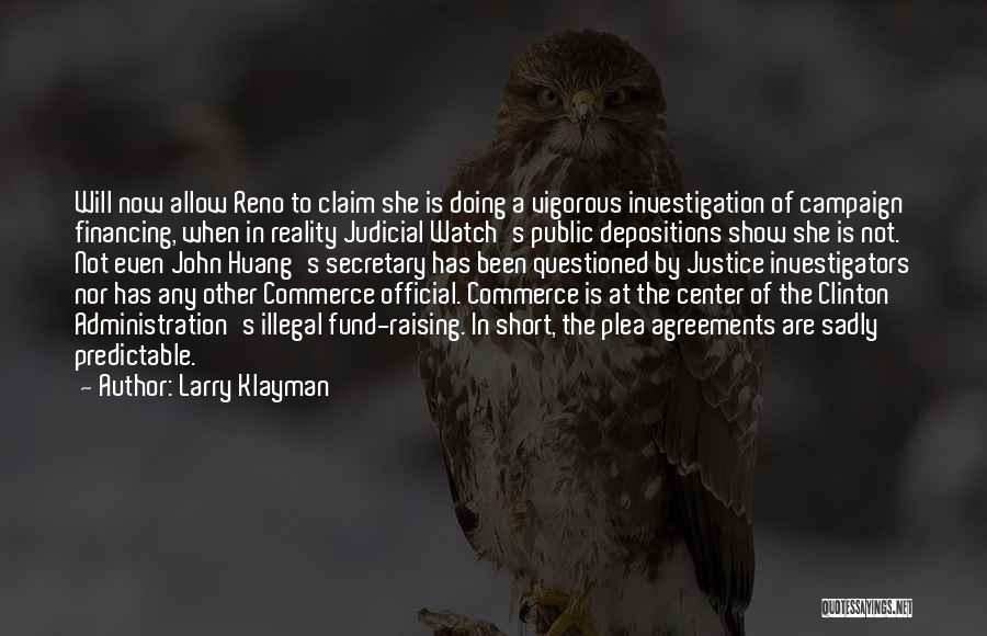 Larry Klayman Quotes 1602261