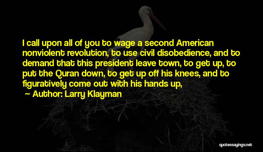 Larry Klayman Quotes 814030