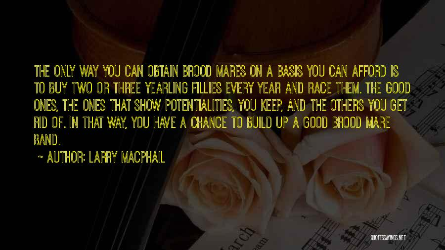 Larry MacPhail Quotes 1632401