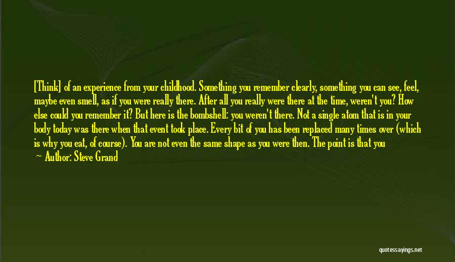Larry Madowo Quotes By Steve Grand