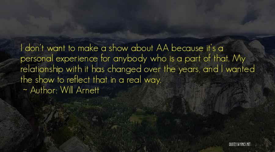 Larry Madowo Quotes By Will Arnett