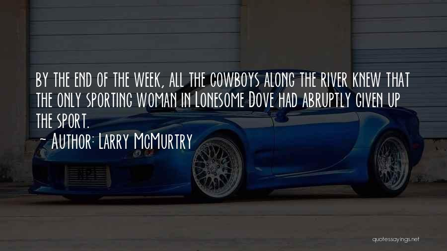 Larry McMurtry Quotes 113904
